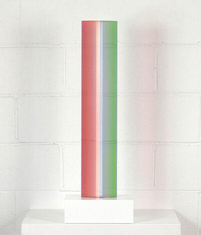 Vasa Velizar Mihich, 'Rainbow Parallelogram XL', 1977