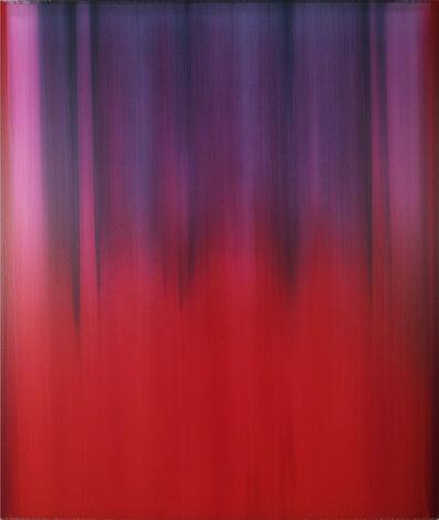 Gregg Renfrow, 'Trio: Red, Magenta, Violet', 2008