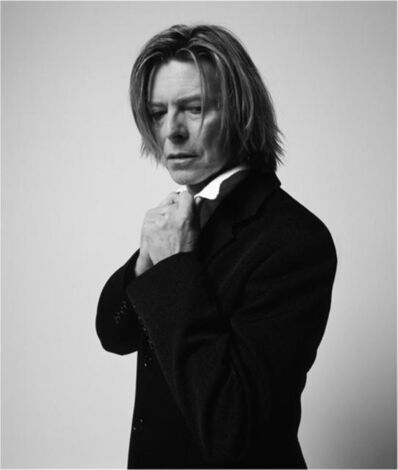 Mick Rock, 'David Bowie, New York City', ca. 2002