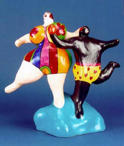 Niki de Saint Phalle, 'Baigneurs ou Danseurs (Bathers or Dancers)', 1980-1981