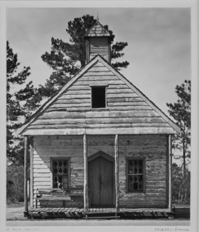 Walker Evans, 'Country Church near Beaufort, S.C.', 1935-1971
