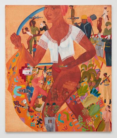 Cecilia Vicuña, 'La Mulata Costeña', ca. 1978
