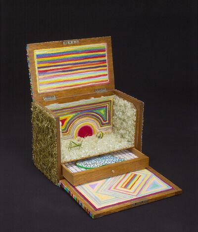 Lucas Samaras, 'Box #90', 1974