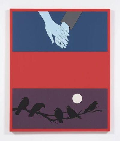 Greg Ito, 'Unwanted Company', 2018