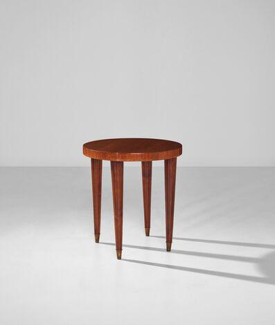 Gio Ponti, 'Rare side table, designed for the 'Abitazione Dimostrativa' stand, VI Triennale, Milan, 1936', ca. 1936