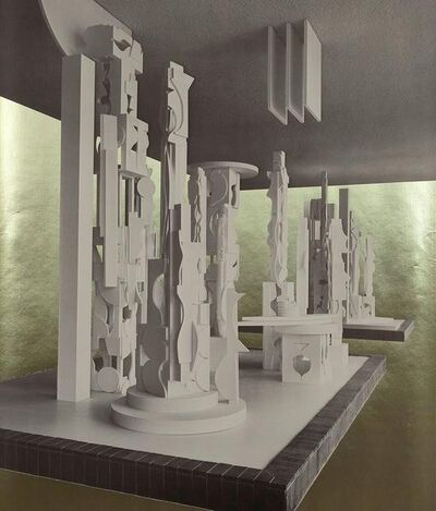 Louise Nevelson, 'Bicentennial Dawn', 1976