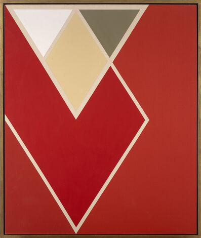 Larry Zox, 'Jubal', 1968