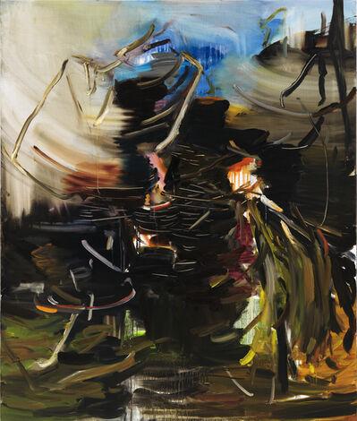 Jenny Carlsson, 'Ljusaste natt (Falnad)', 2019