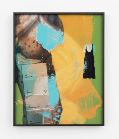 Sara Greenberger Rafferty, 'Swatches', 2016