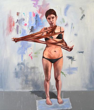 Jennifer King, 'Constraint ', 2017