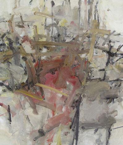 Jordan Wolfson (b.1960), 'Interior with Five Chairs II', 2015