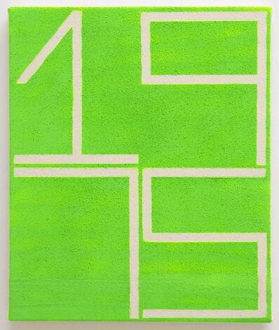 John Phillip Abbott, 'Green 1975', 2015