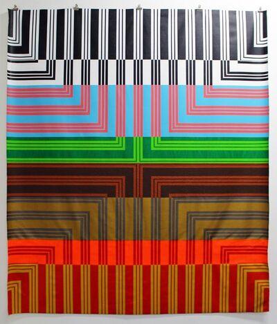 Esteban Ramon Perez, 'Cuatro Puntos/ Four Corners', 2016