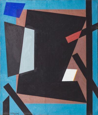 Mauro Reggiani, 'Composition', 1987