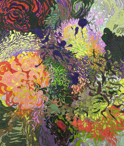 You Si, 'Floating Sky Garden', 2015