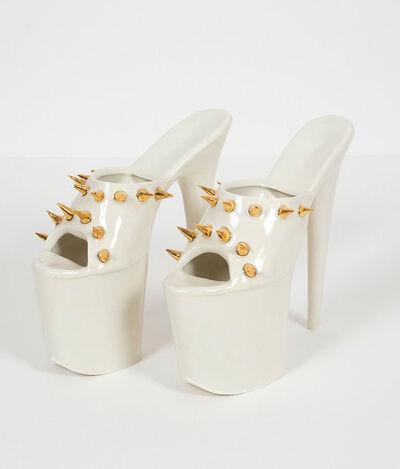 Pansy Ass Ceramics, 'Stiletto Vase', 2020
