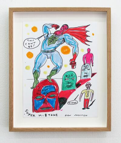 Daniel Johnston, 'Super Mistake', 2008