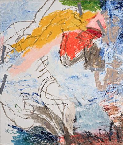 Oliver Lee Jackson, 'Painting (7.5.03)', 2003-2015