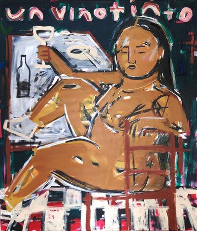 Monica Kim Garza, 'Un Vino Tinto', 2018