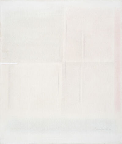Riccardo Guarneri, 'Strutturale obliquo', 1964