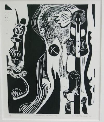 Jared FitzGerald, 'Creation Series III', 1991