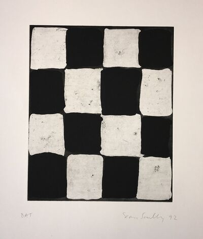 Sean Scully, 'Heart of Darkness 1', 1992