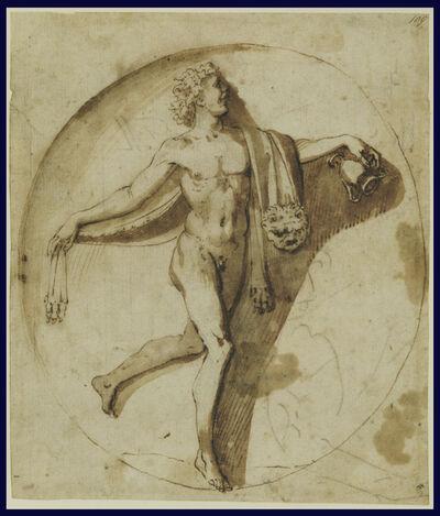 Nicolas Poussin, 'Votary of Bacchus', 1640