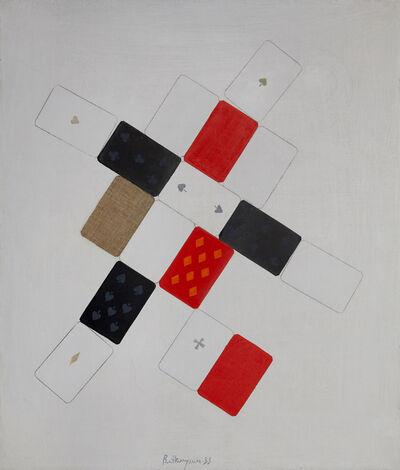Vladimir Nemukhin, '4 Aces', 1986