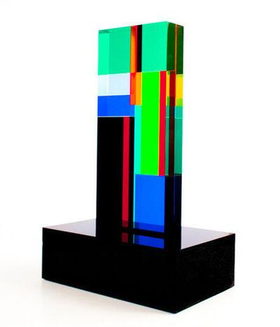 Vasa Velizar Mihich, 'Monument', 2015
