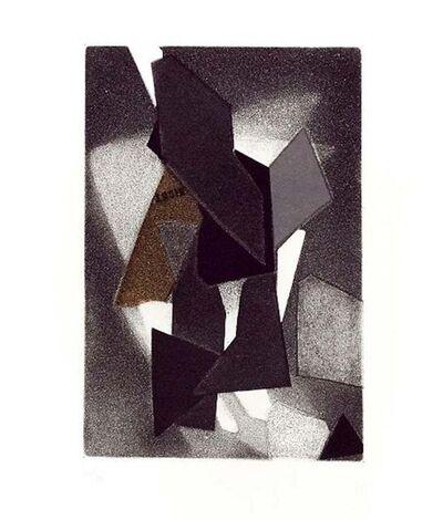 Hans Richter, 'Geometric Composition', 1973