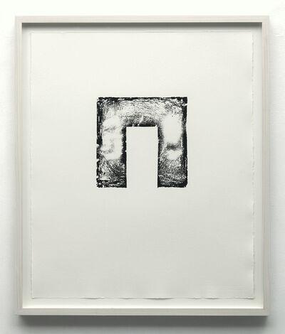 Frank Gerritz, 'Block V', 1989