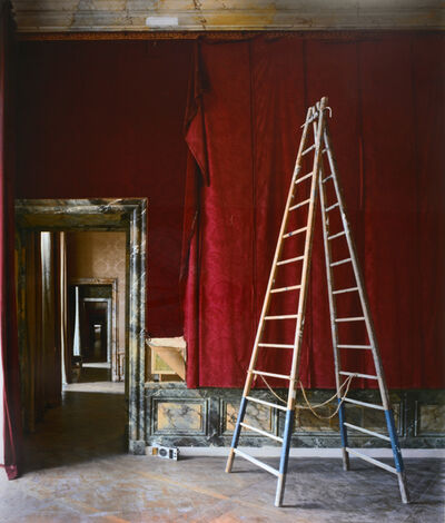 Robert Polidori, 'Velours Frappe et L'echelle', 1985