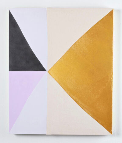 Marcelyn McNeil, 'Feign Gold', 2019