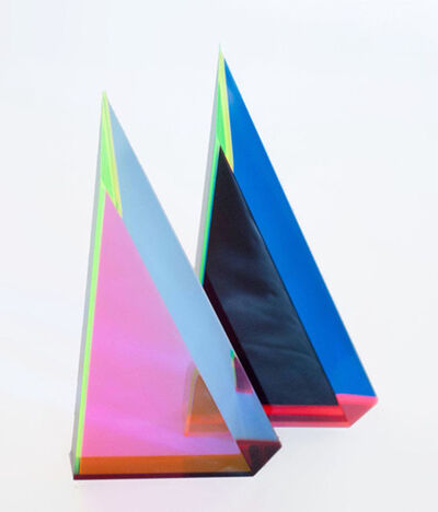 Vasa Velizar Mihich, 'Triangles', 2012