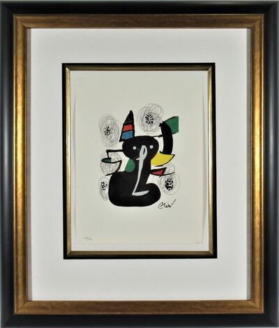 Joan Miró, 'La Melodie Acide', 1980