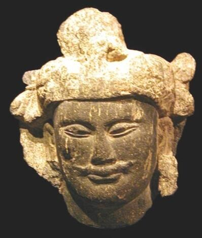 Antiquity, 'Buddha', 6/7th century