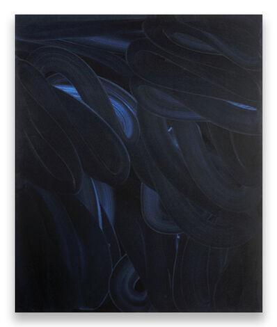 Ed Moses, 'DK-Azul', 2007