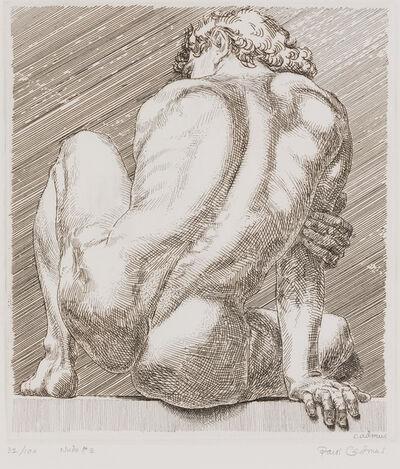 Paul Cadmus, 'Nudo #2', 1984