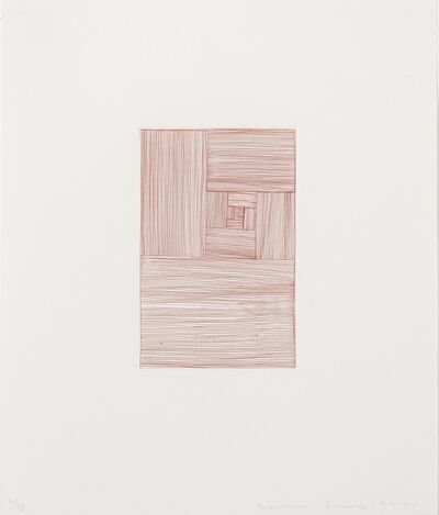 James Siena, 'Nine Prints: 1999 - 2001', 1999-2001