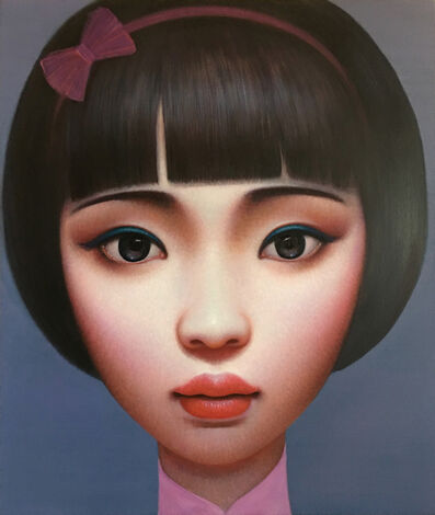Zhang Xiangming, 'Beijing Girl', 2016