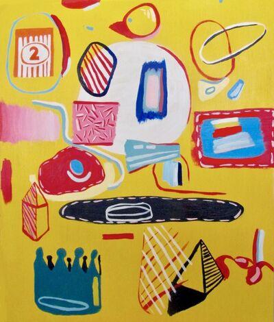 Austin Sparks, 'Yellow', 2017