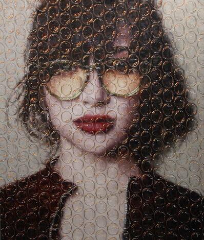 Darian Rodriguez Mederos, 'Sophia in Yellow Glasses', 2020