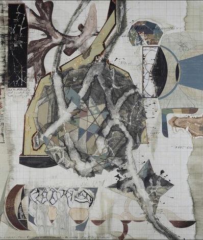 Jitish Kallat, 'Palindrom painting', 2019
