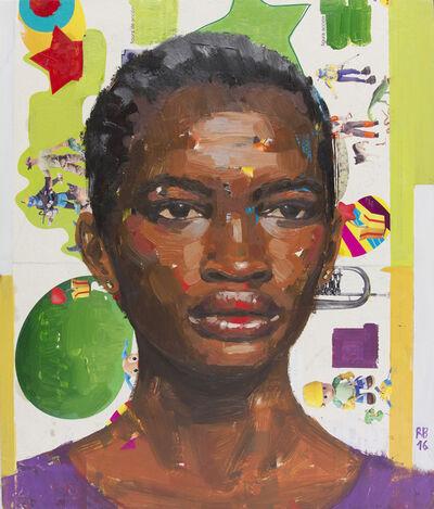 Rossina Bossio, 'Figura de Accion', 2016