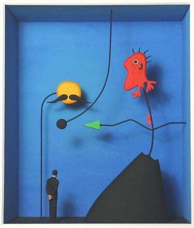 Volker Kühn, 'Homage to Joan Miro', ca. 2021