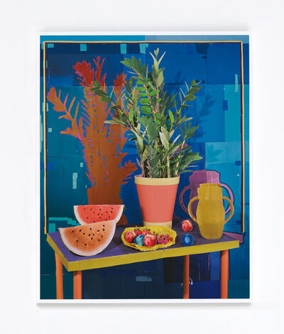 Daniel Gordon, 'Still Life with Watermelon', 2017