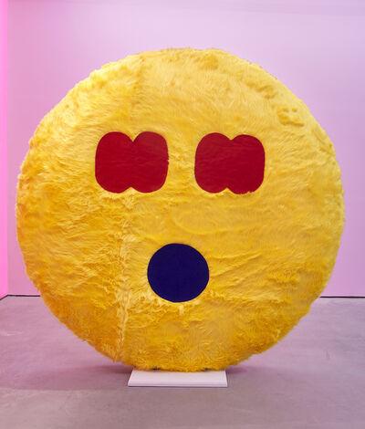 Misaki Kawai, 'Moko Moko (Yellow)', 2020