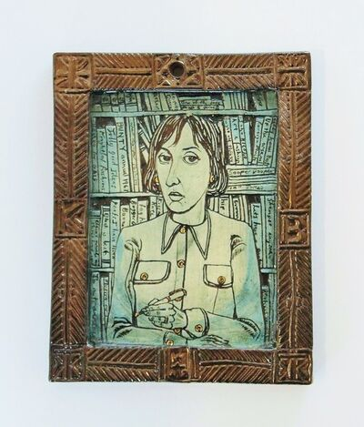 Grayson Perry, 'Portrait of Kate Bernard', 1993