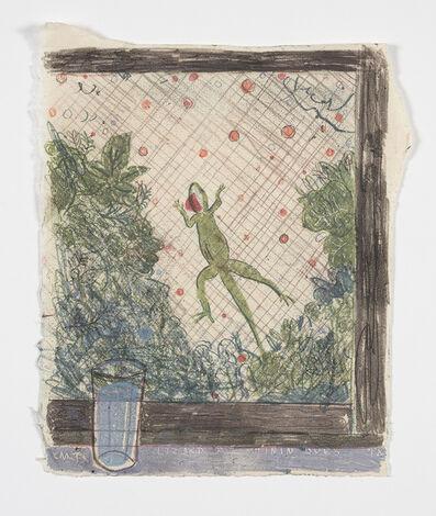 Kevin McNamee-Tweed, 'Lizard and fireflies', 2017