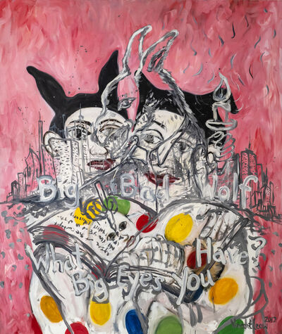 Vincent Leow, 'Big Bad Wolf', 2012